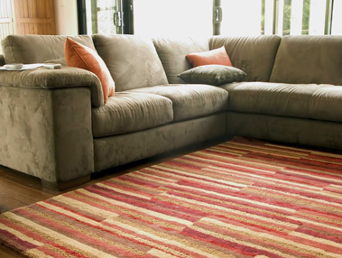 Microfiber Couch Area Rug