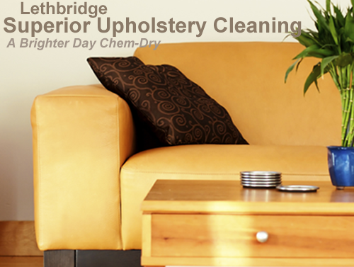 Upholstery Cleaning Lethbridge AB