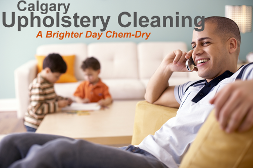 upholstery cleaning calgary ab