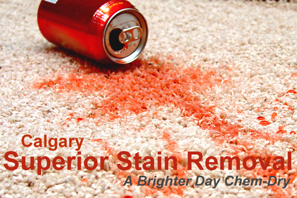 stain removal calgary ab