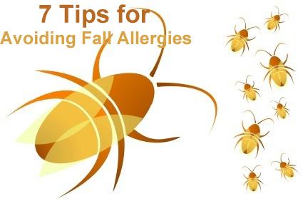 Avoid Fall Allergies