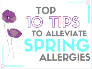 Tips for Allergies